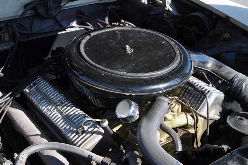 1957 Lincoln Continental Mark II 10