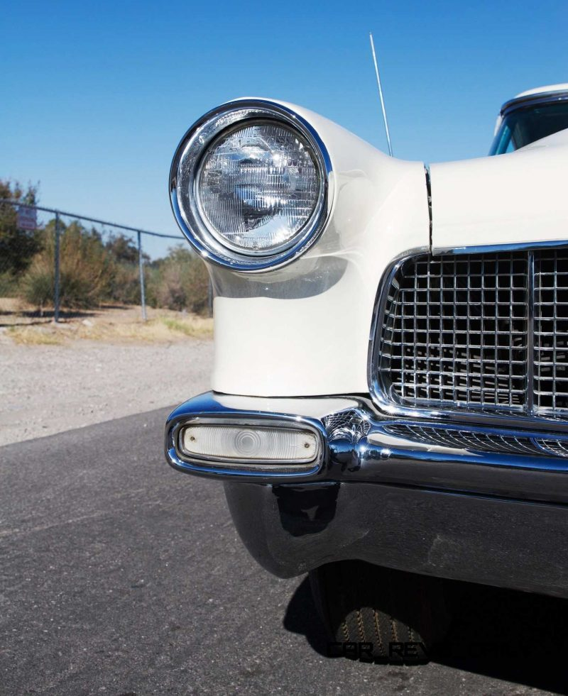 1957 Lincoln Continental Mark II 14