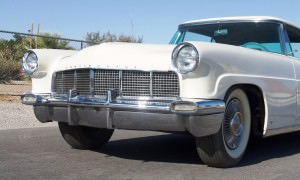 1957 Lincoln Continental Mark II 15