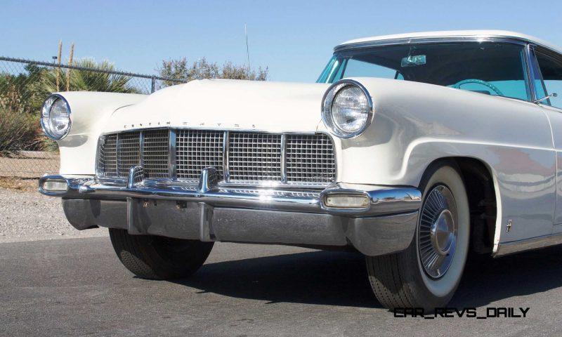 1957 Lincoln Continental Mark II 15