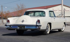 1957 Lincoln Continental Mark II 18