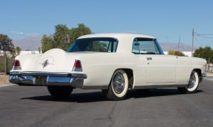 1957 Lincoln Continental Mark II 19