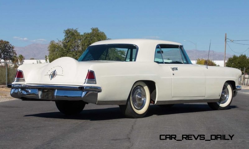 1957 Lincoln Continental Mark II 19