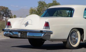 1957 Lincoln Continental Mark II 23