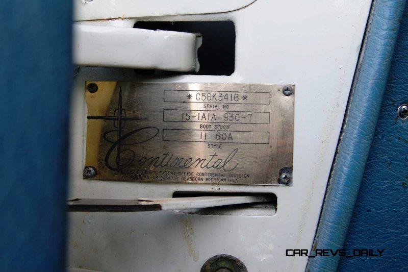 1957 Lincoln Continental Mark II 25