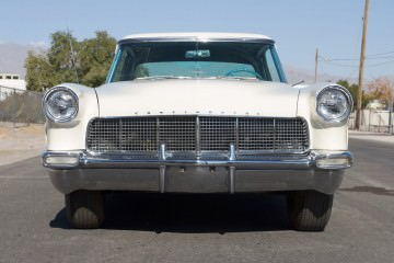 1957 Lincoln Continental Mark II 3