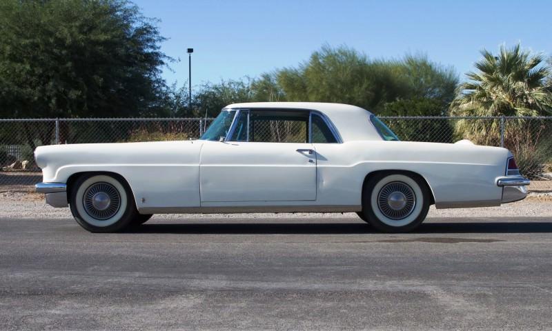 1957 Lincoln Continental Mark II 6