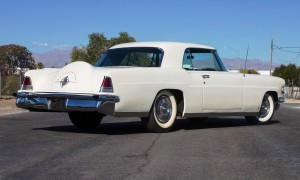 1957 Lincoln Continental Mark II 7