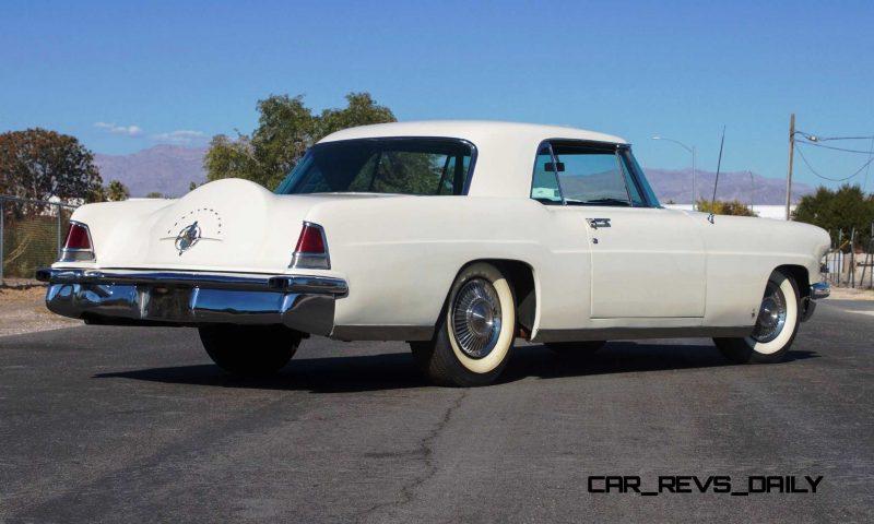 1957 Lincoln Continental Mark II 7