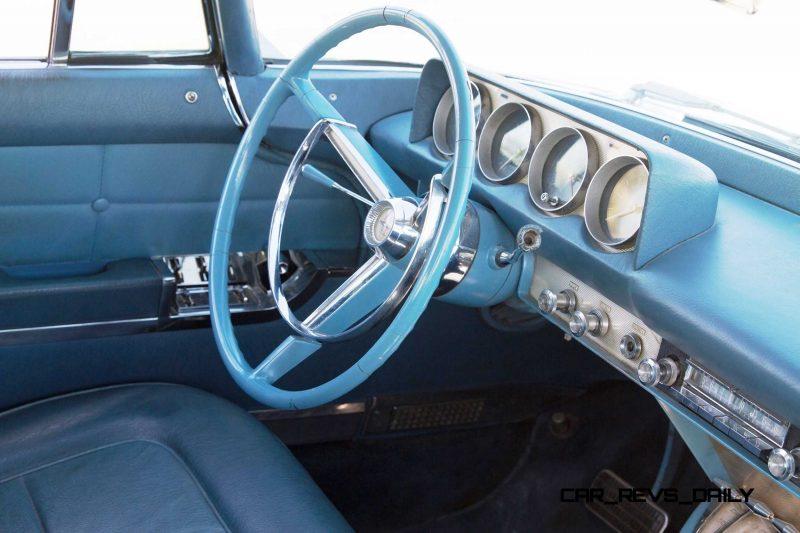 1957 Lincoln Continental Mark II 9