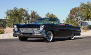 1958 Lincoln Continental Mark III Convertible 1