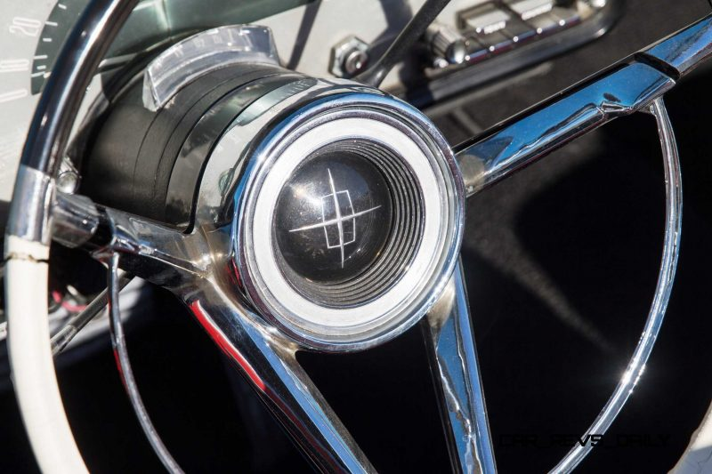 1958 Lincoln Continental Mark III Convertible 12