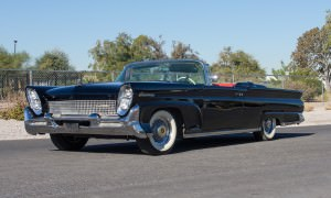 1958 Lincoln Continental Mark III Convertible  13