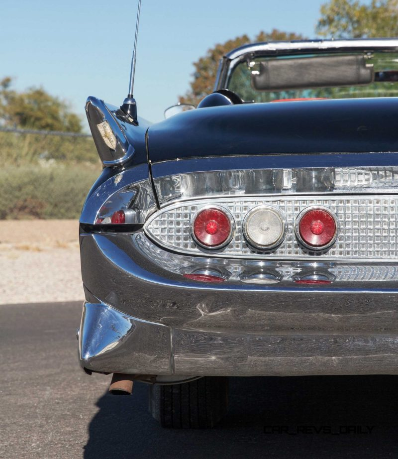 1958 Lincoln Continental Mark III Convertible 14