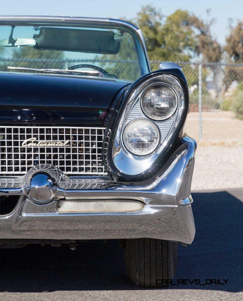 1958 Lincoln Continental Mark III Convertible  15