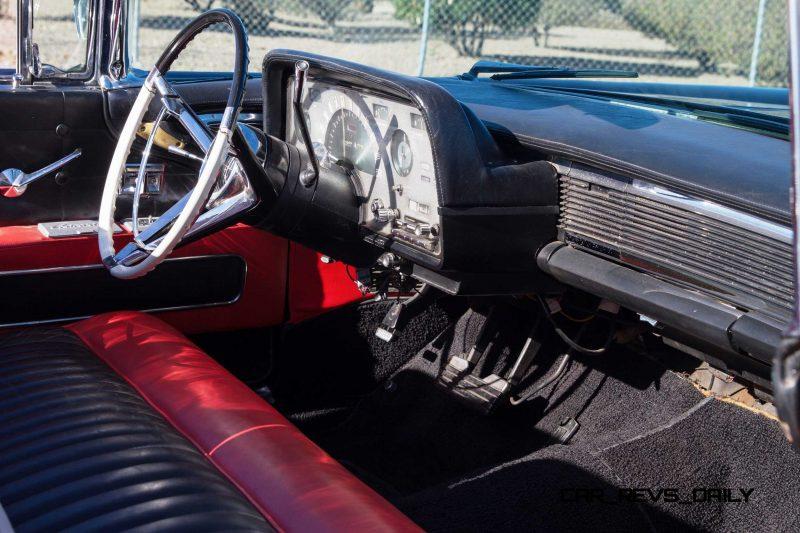 1958 Lincoln Continental Mark III Convertible  18