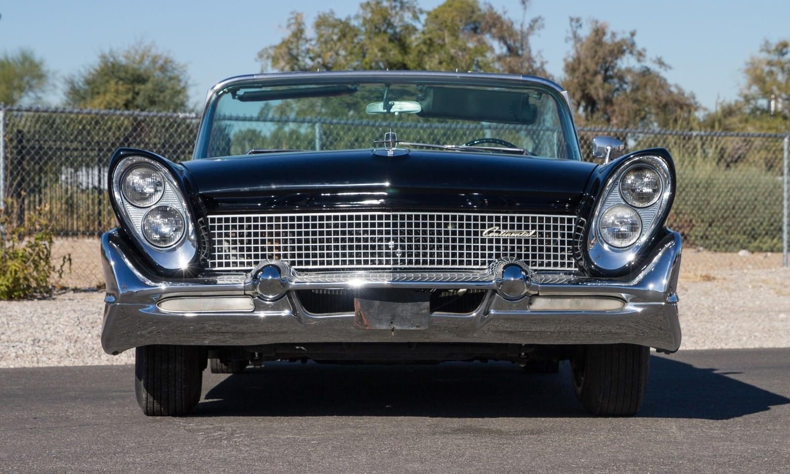 Honda Luxury Brand >> 1958 Lincoln Continental Mark III Convertible