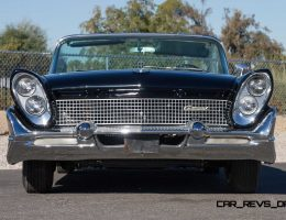 Mecum Rogers Collection – 1958 Lincoln Continental Mark III Convertible