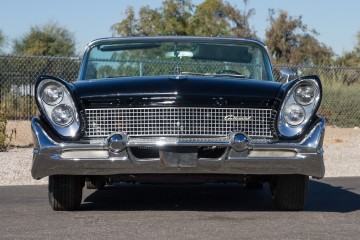 1958 Lincoln Continental Mark III Convertible 3
