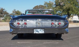 1958 Lincoln Continental Mark III Convertible  4