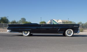 1958 Lincoln Continental Mark III Convertible 6