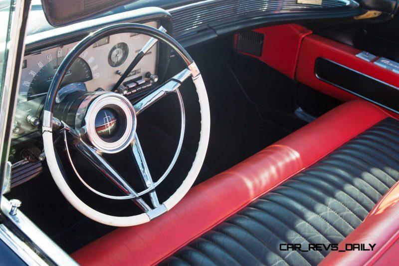 1958 Lincoln Continental Mark III Convertible  8