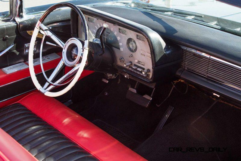 1958 Lincoln Continental Mark III Convertible 9