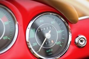 1958 Porsche 356A 1600 Speedster by Reutter 13