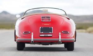 1958 Porsche 356A 1600 Speedster by Reutter 16