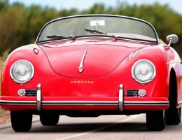 RM Amelia Island 2015 Preview – 1958 Porsche 356A 1600 Speedster by Reutter