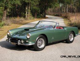 RM Amelia 2015 Preview – 1960 Ferrari 400 Superamerica SWB Cabriolet