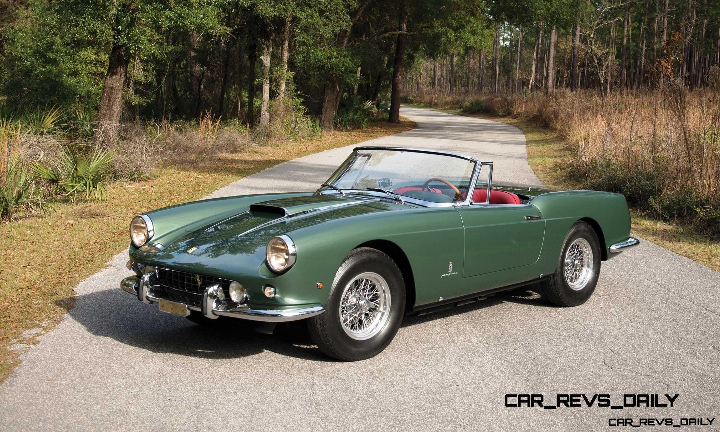 1960 Ferrari 400 Superamerica SWB Cabriolet 1