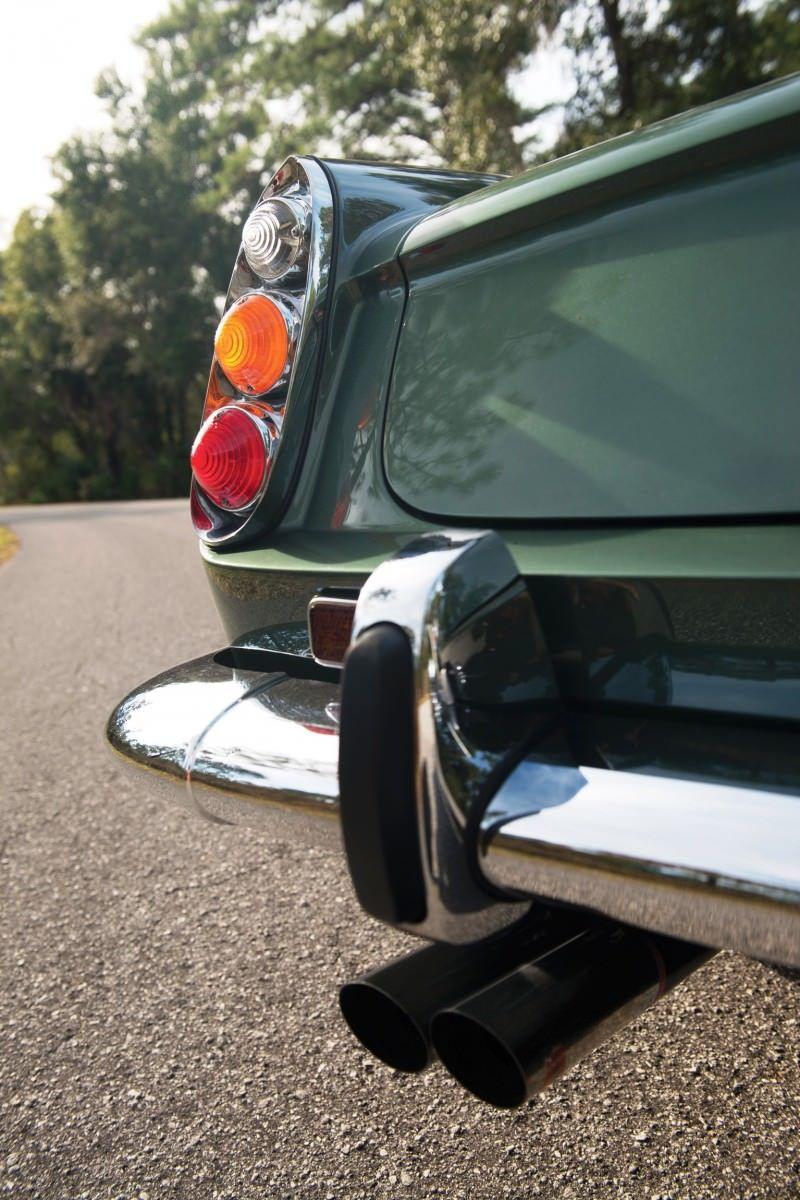 1960 Ferrari 400 Superamerica SWB Cabriolet 10