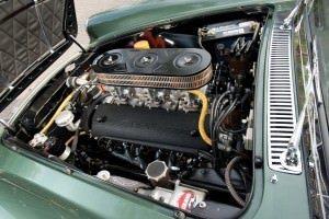 1960 Ferrari 400 Superamerica SWB Cabriolet 3