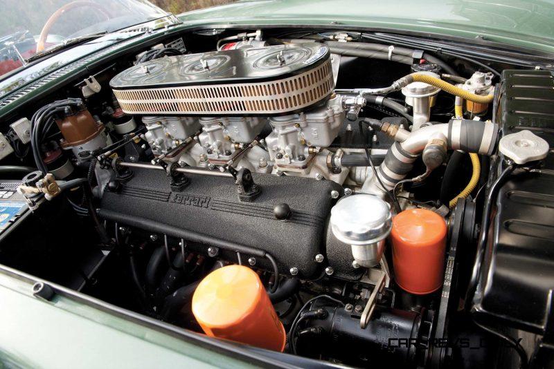 1960 Ferrari 400 Superamerica SWB Cabriolet 30