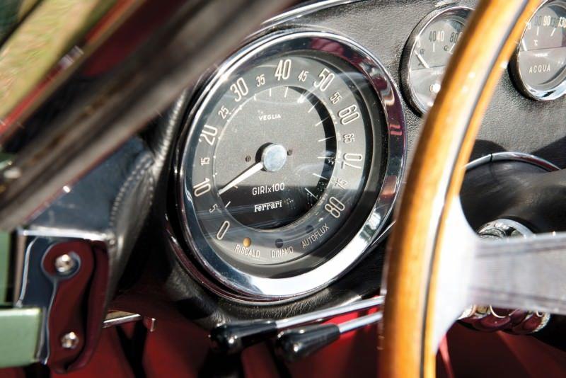 1960 Ferrari 400 Superamerica SWB Cabriolet 32