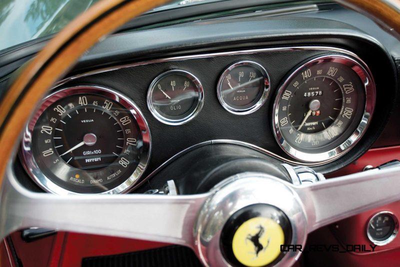 1960 Ferrari 400 Superamerica SWB Cabriolet 33