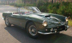 1960 Ferrari 400 Superamerica SWB Cabriolet 38