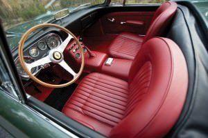 1960 Ferrari 400 Superamerica SWB Cabriolet 4
