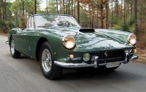 1960 Ferrari 400 Superamerica SWB Cabriolet 40