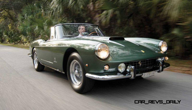 1960 Ferrari 400 Superamerica SWB Cabriolet 41