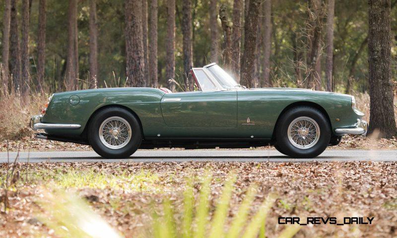 1960 Ferrari 400 Superamerica SWB Cabriolet 5