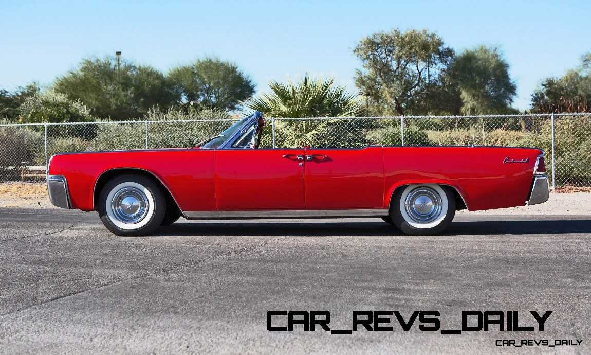 1961 Lincoln Continental Convertible 18 - Copy
