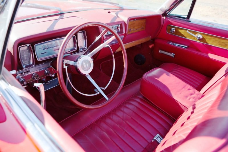 1961 Lincoln Continental Convertible 6