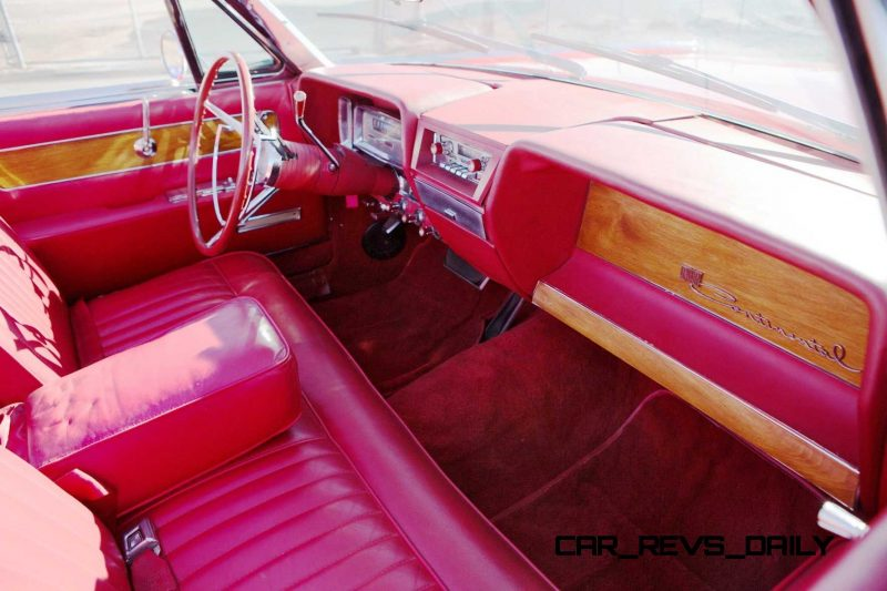 1961 Lincoln Continental Convertible 8