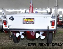 Mecum Florida 2015 Curio – 1964 Amphicar 770 Was First Car-Boat Hybrid