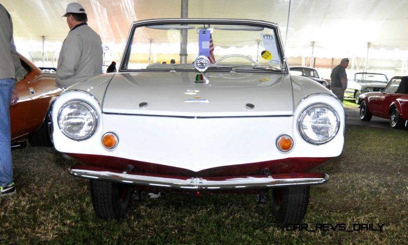 1964 Amphicar 770 12