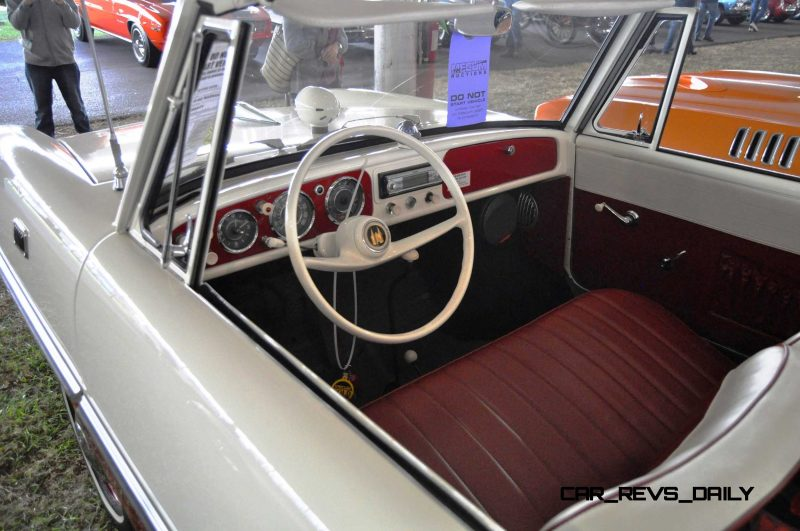 1964 Amphicar 770 19