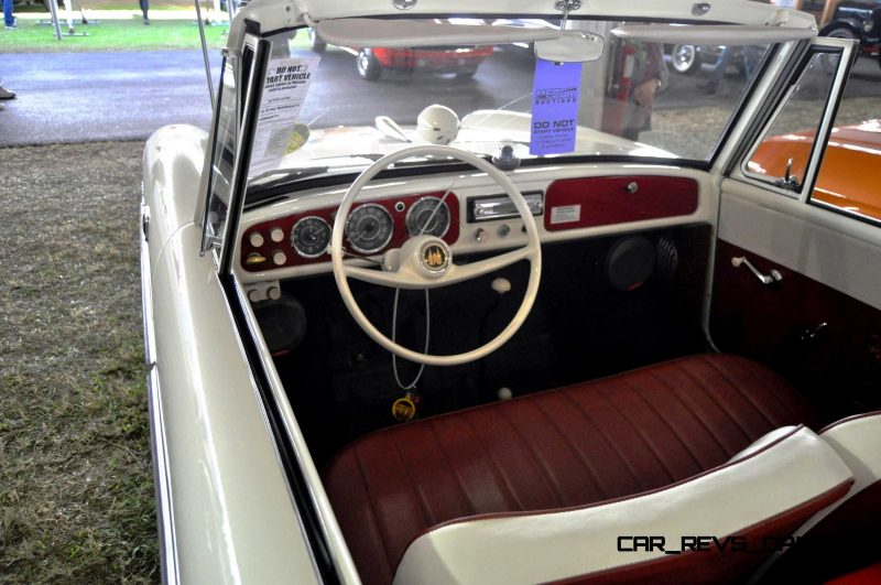 1964 Amphicar 770 20