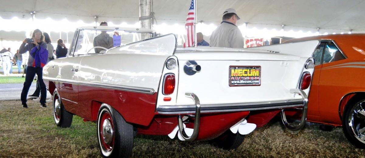 1964 Amphicar 770 4